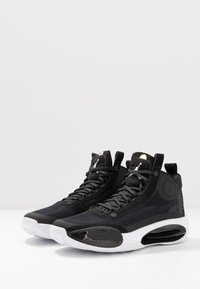 Jordan - AIR XXXIV - Basketsko - black/metallic silver - 2