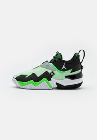Jordan - WESTBROOK ONE TAKE - Koripallokengät - white/black/rage green - 0