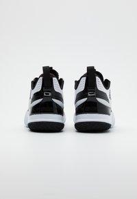 Jordan - WESTBROOK ONE TAKE - Basketballsko - white/black/university red - 2