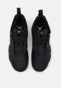 Jordan - WESTBROOK ONE TAKE - Basketbalové boty - black/white/anthracite - 3