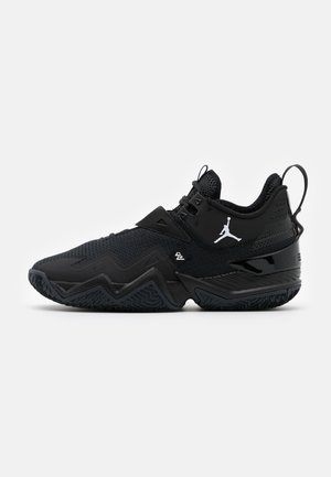 WESTBROOK ONE TAKE - Basketbalové boty - black/white/anthracite