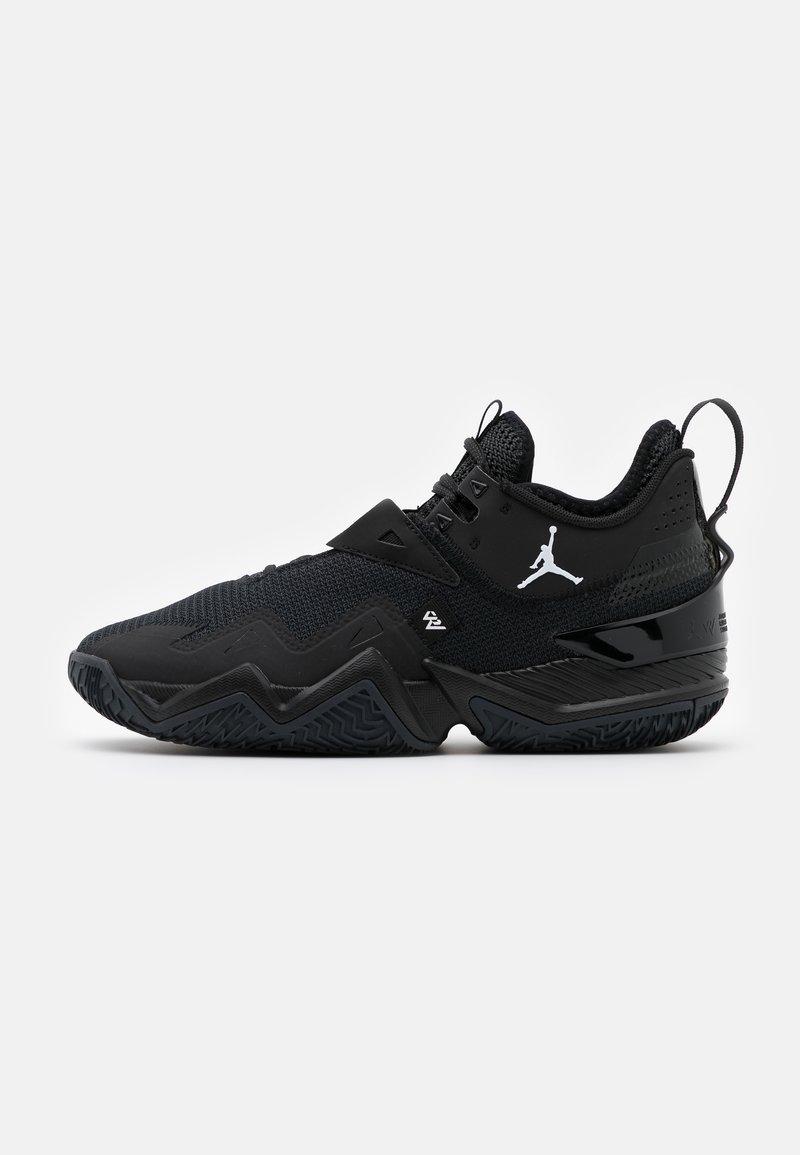 Jordan - WESTBROOK ONE TAKE - Basketbalové boty - black/white/anthracite