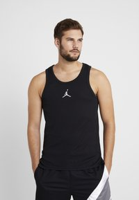 Jordan - 23ALPHA BUZZER BEATER TANK - Top - black/white - 0
