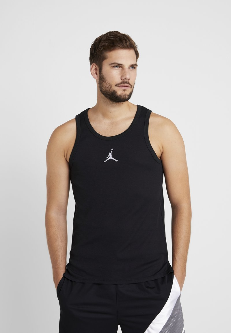 Jordan - 23ALPHA BUZZER BEATER TANK - Top - black/white