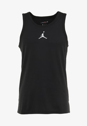 23ALPHA BUZZER BEATER TANK - Linne - black/white
