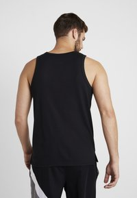 Jordan - 23ALPHA BUZZER BEATER TANK - Top - black/white - 2
