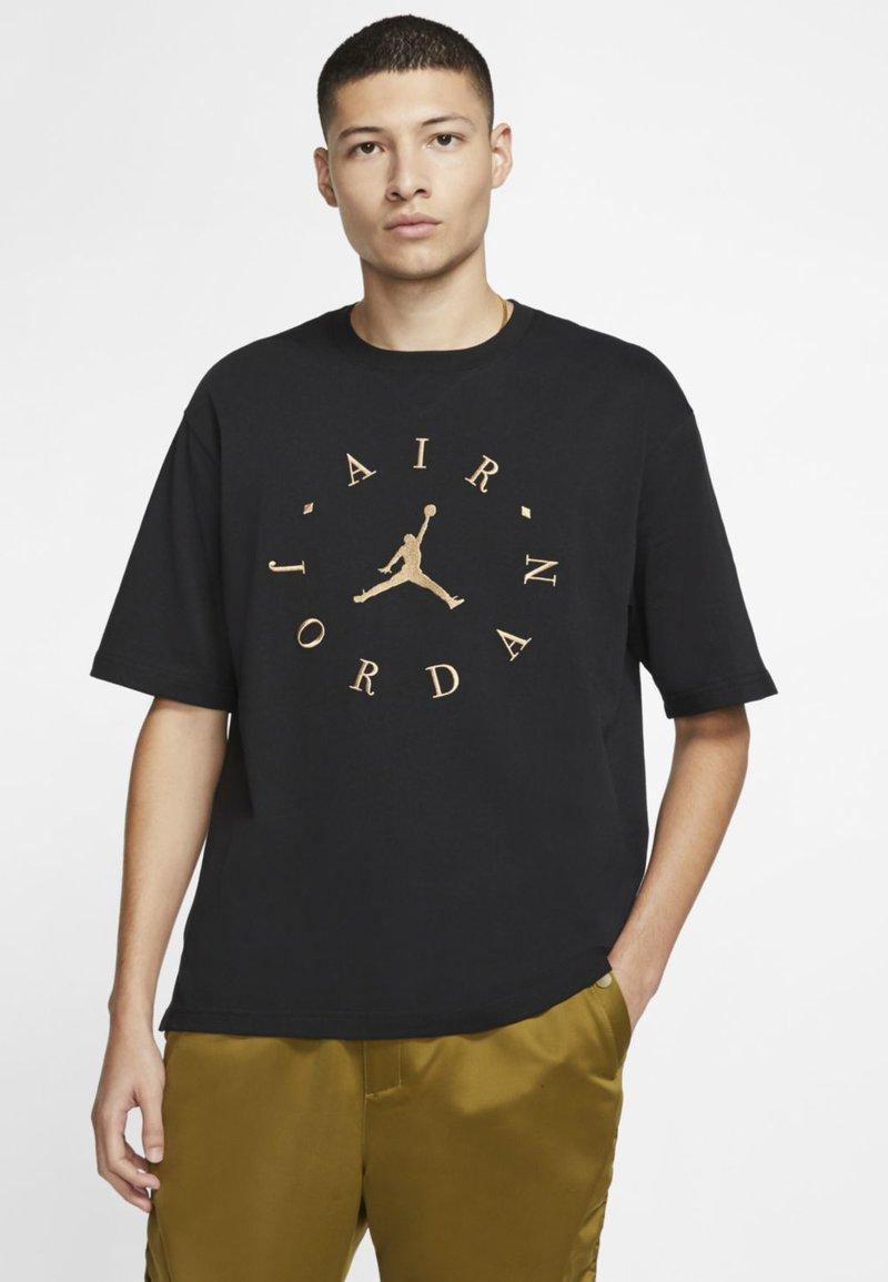 Jordan - T-shirt med print - black