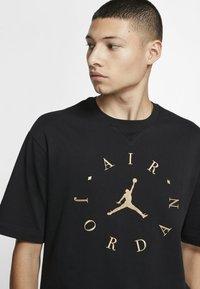 Jordan - T-shirt med print - black - 3