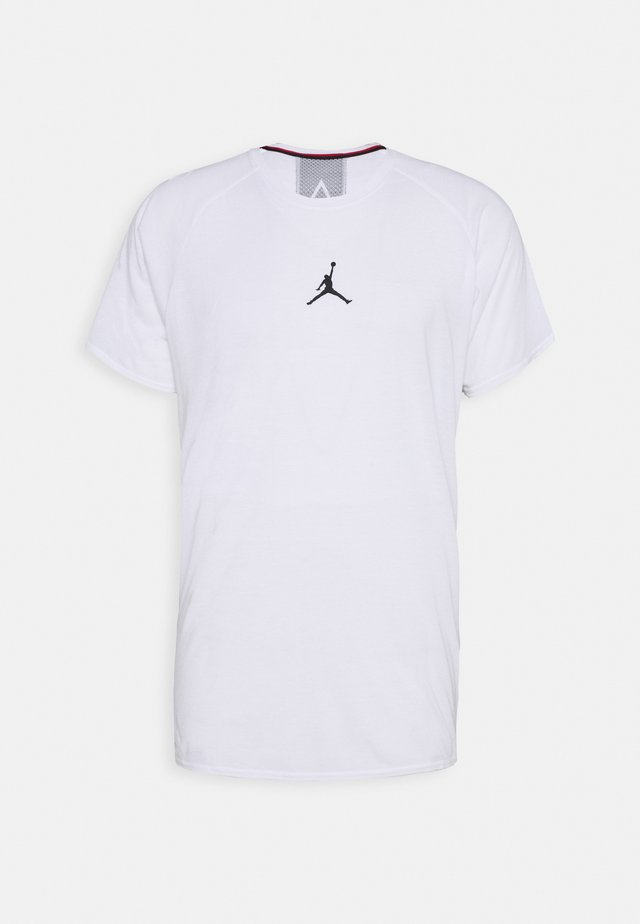 AIR - T-Shirt print - white/black