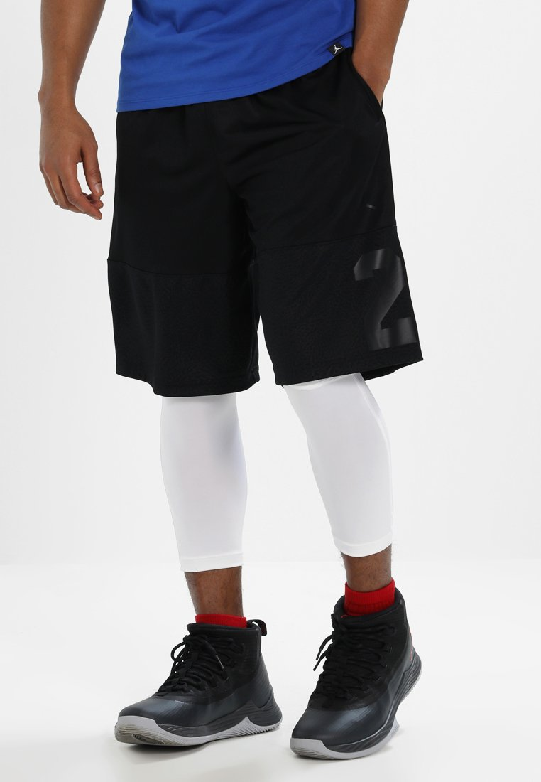 Jordan - 23 ALPHA DRY  - Base layer - white/black