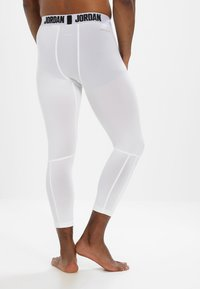 Jordan - 23 ALPHA DRY  - Base layer - white/black - 4