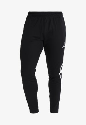 ALPHA DRY PANT - Pantalon de survêtement - black/white