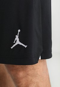 Jordan - ALPHA DRY - Sports shorts - black/white/white - 4