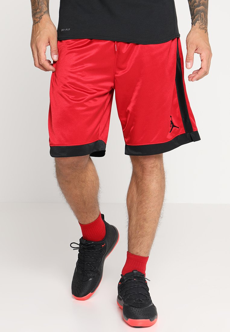 Jordan - FRANCHISE SHORT - Sports shorts - gym red/black