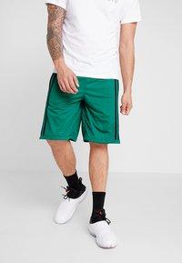 Jordan - BASKETBALL SHORT - Träningsshorts - mystic green/white/black - 0