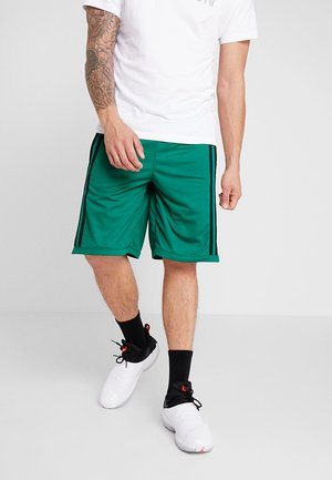 BASKETBALL SHORT - Träningsshorts - mystic green/white/black