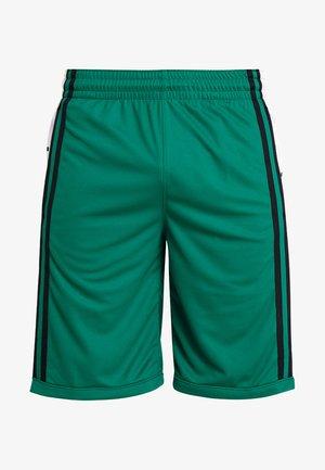 BASKETBALL SHORT - Pantalón corto de deporte - mystic green/white/black