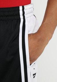 Jordan - BASKETBALL SHORT - Korte broeken - black/white/black - 3