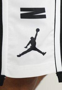 Jordan - BASKETBALL SHORT - Korte broeken - black/white/black - 5