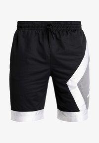 Jordan - JUMPMAN DIAMOND SHORT - Sports shorts - black/white - 3