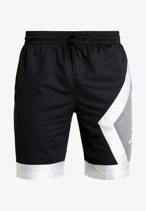 JUMPMAN DIAMOND SHORT - Sports shorts - black/white