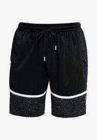 Jordan - JUMPMAN GRAPHIC SHORT - Sports shorts - black/white - 5