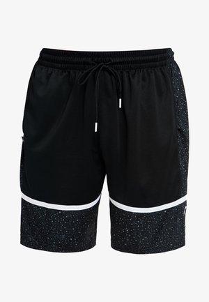 JUMPMAN GRAPHIC SHORT - Sports shorts - black/white