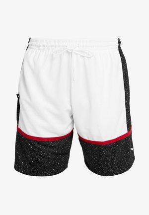 JUMPMAN GRAPHIC SHORT - Korte broeken - black/white/gym red
