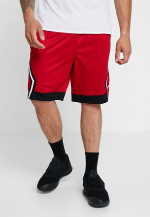 JUMPMAN STRIPED SHORT - Sports shorts - gym red/black/white