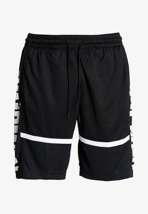 JUMPMAN SHORT - Pantalón corto de deporte - black/white