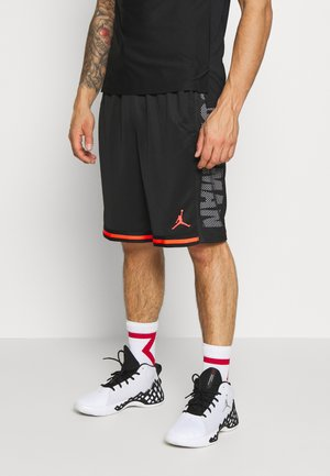 JUMPMAN SHORT - Träningsshorts - black/white/infrared
