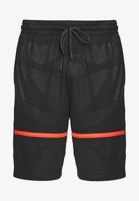 Jordan - JUMPMAN CAMO SHORT - Korte broeken - black/infrared - 4