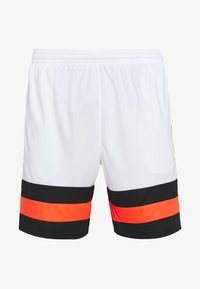Jordan - JUMPMAN BBALL SHORT - Sports shorts - white/black/infrared - 4