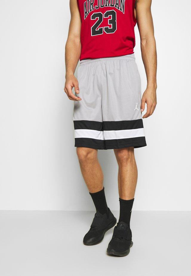 JORDAN JUMPMAN HERREN-BASKETBALLSHORTS - Short de sport - atmosphere grey/black/white
