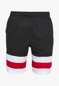 Jordan - JUMPMAN BBALL SHORT - Träningsshorts - black/white/gym red - 3