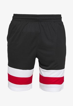 JUMPMAN BBALL SHORT - Pantaloncini sportivi - black/white/gym red