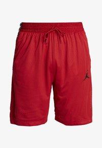 Jordan - AIR TEAR AWAY SHORT - Träningsshorts - gym red/black - 3