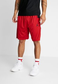 Jordan - AIR TEAR AWAY SHORT - Träningsshorts - gym red/black - 0