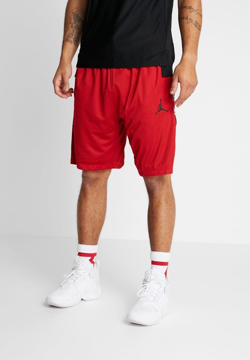 Jordan - AIR TEAR AWAY SHORT - Träningsshorts - gym red/black