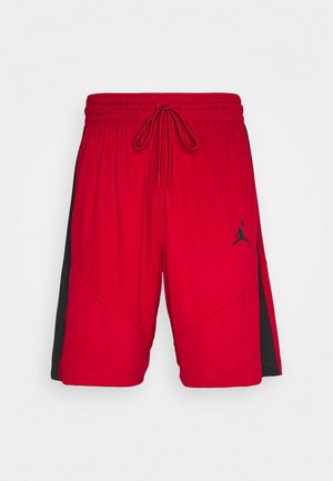 JUMPMAN SHORT - Pantalón corto de deporte - gym red/gym red/black/black