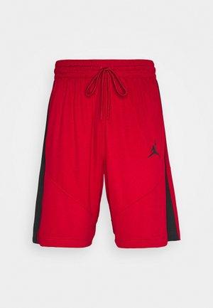 JUMPMAN SHORT - Urheilushortsit - gym red/gym red/black/black