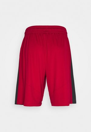 JUMPMAN SHORT - kurze Sporthose - gym red/gym red/black/black
