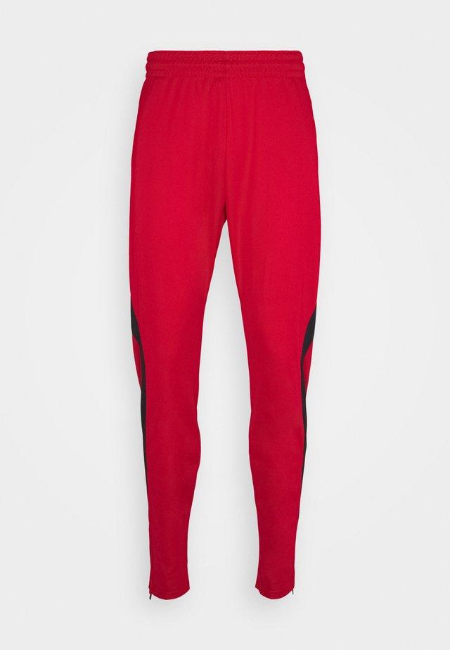 AIR DRY PANT - Träningsbyxor - gym red/black