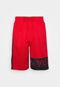 gym red/black/black