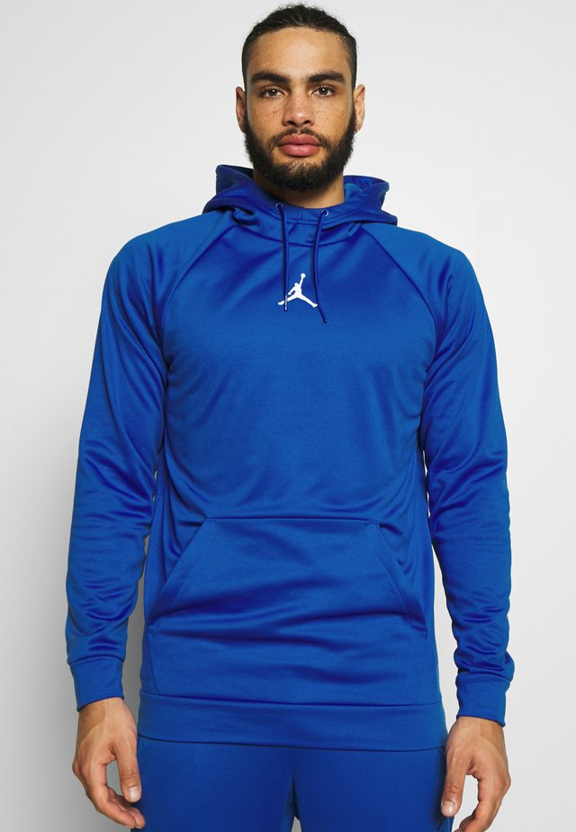 23ALPHA THERMA - Kapuzenpullover - game royal/white
