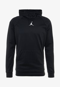 Jordan - 23ALPHA THERMA - Bluza z kapturem - black/white - 3