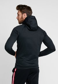 Jordan - 23ALPHA THERMA - Hoodie - black/white - 2