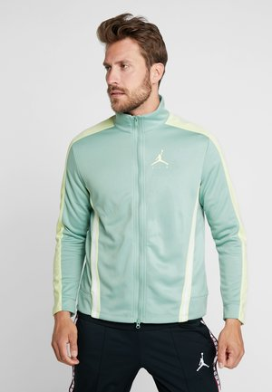 JUMPMAN SUIT JACKET - Trainingsvest - quartz patina/luminous green