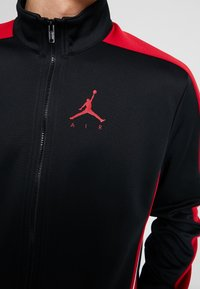 Jordan - JUMPMAN SUIT JACKET - Kurtka sportowa - black/red - 6