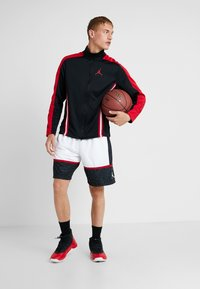 Jordan - JUMPMAN SUIT JACKET - Kurtka sportowa - black/red - 1